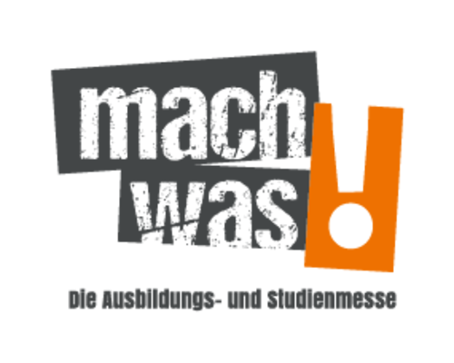 "Logo: ""mach was!"""
