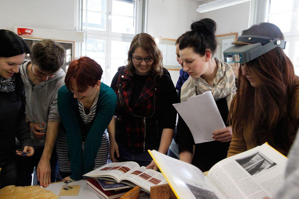 Tag der offenen hochschultür  HTWK-Leipzig ǀ Tag der offenen Hochschultür